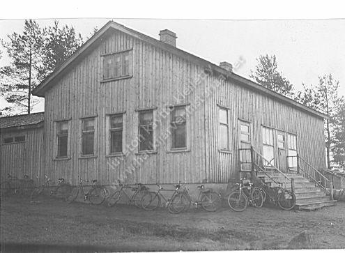 Kaupparakennus vuonna 1947